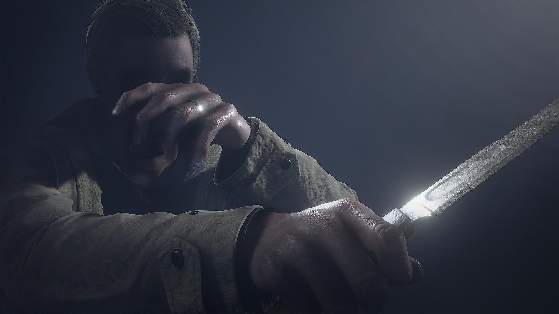 Resident Evil - Istantanea della schermata Ethan Winters
