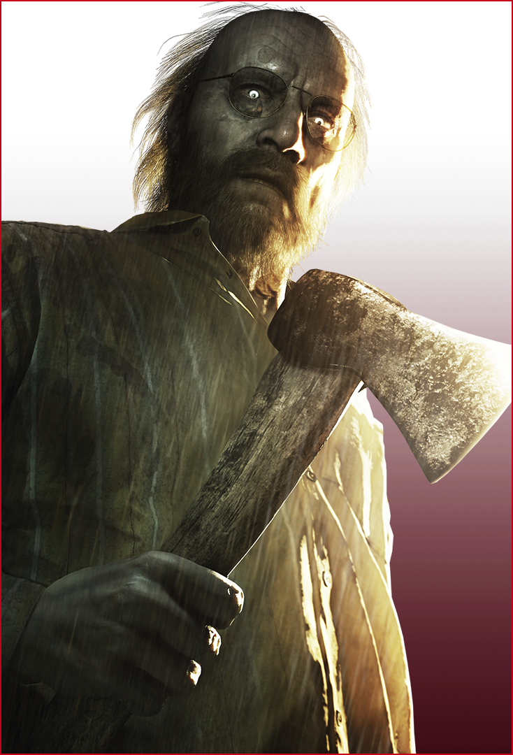 Resident Evil – Immagine di Jack Baker