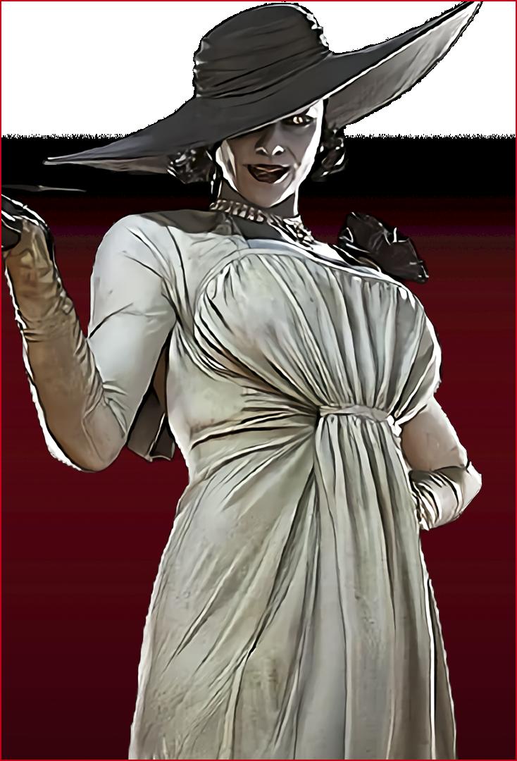 Resident Evil - Immagine di Lady Alcina Dimitrescu