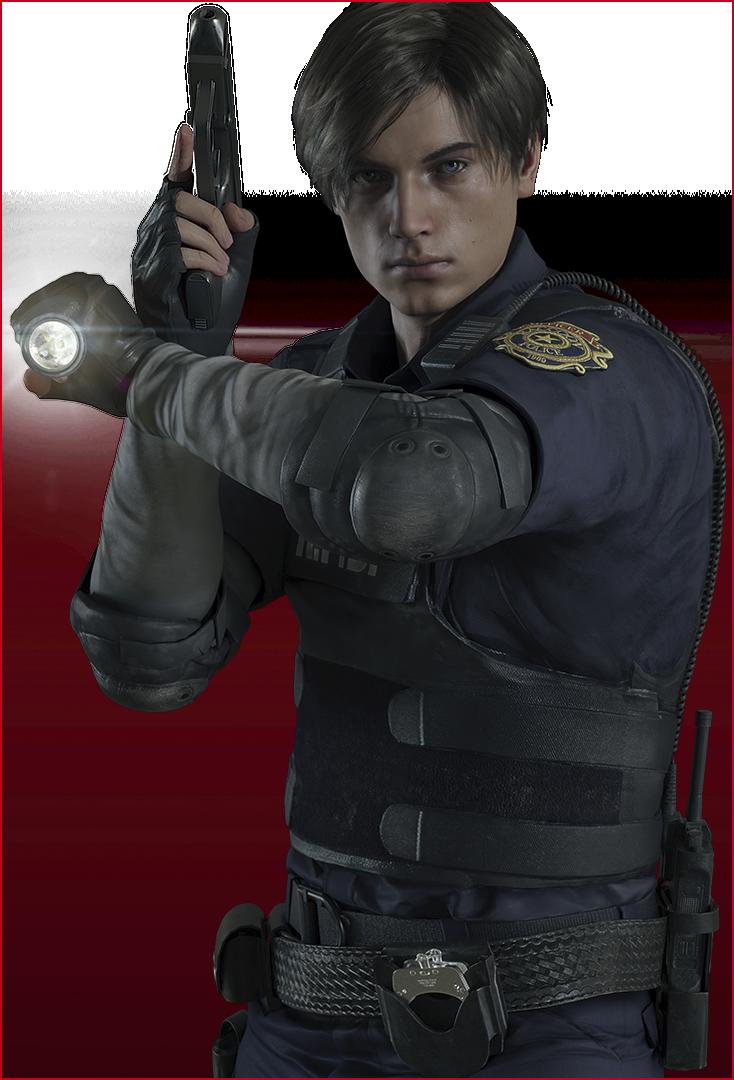 Resident Evil – Immagine di Leon Kennedy