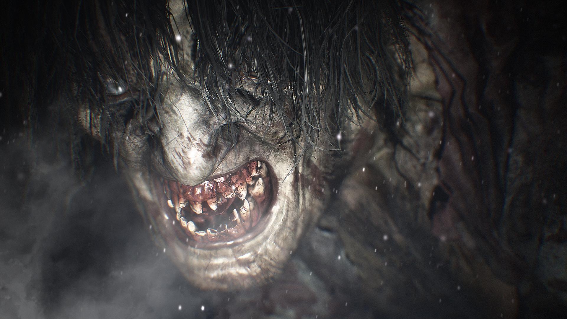 Resident Evil - Istantanea della schermata di Lycan
