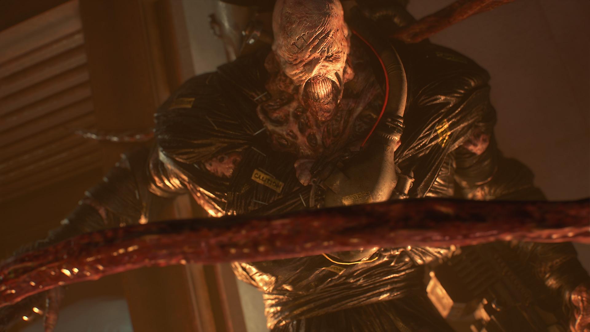 Resident Evil - Istantanea della schermata di Nemesis