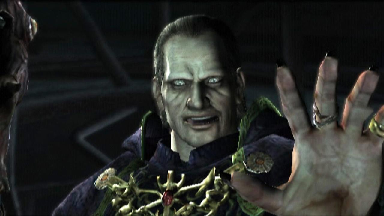 Resident Evil - Istantanea della schermata di Osmund Saddler