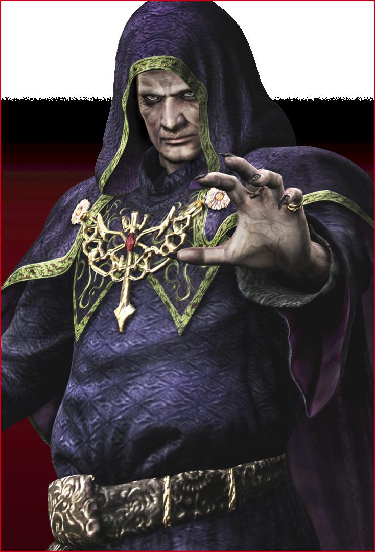 Resident Evil – Immagine di Osmund Saddler