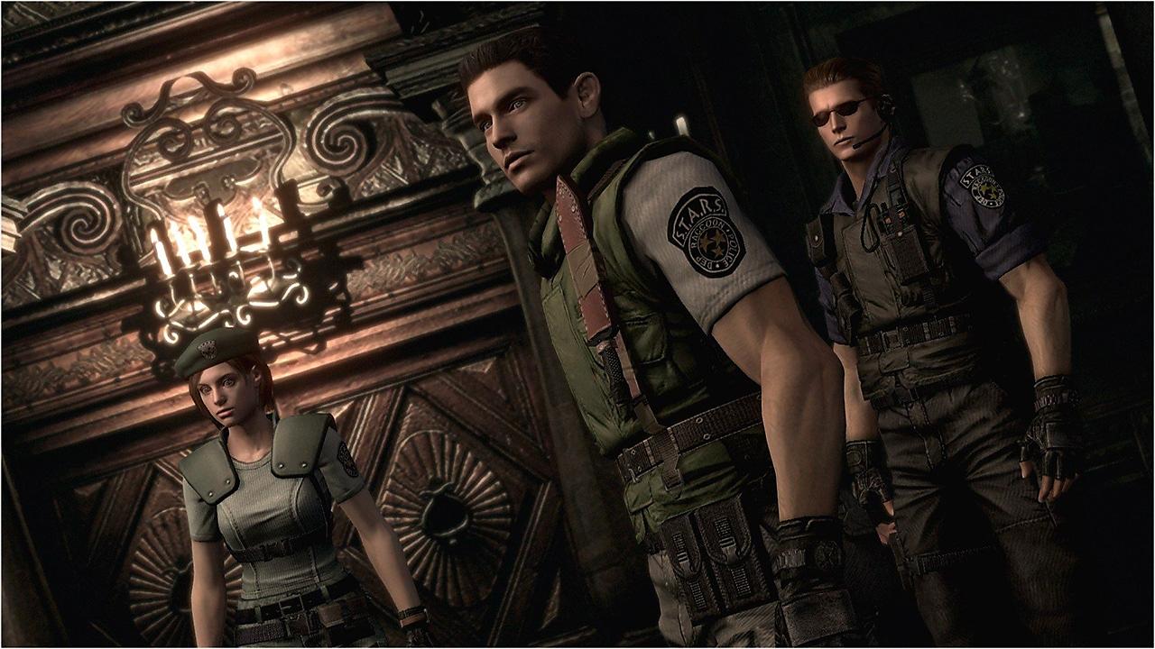 Trailer di Resident Evil Remake