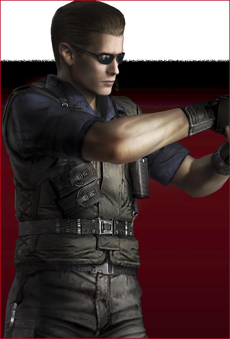 Resident Evil – Immagine di Albert Wesker