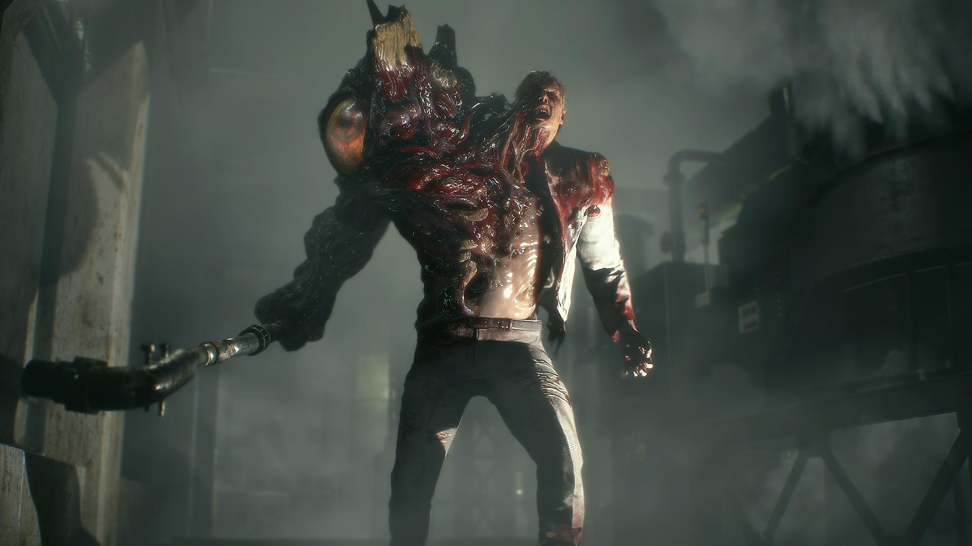 Resident Evil – Istantanea della schermata di William Birkin
