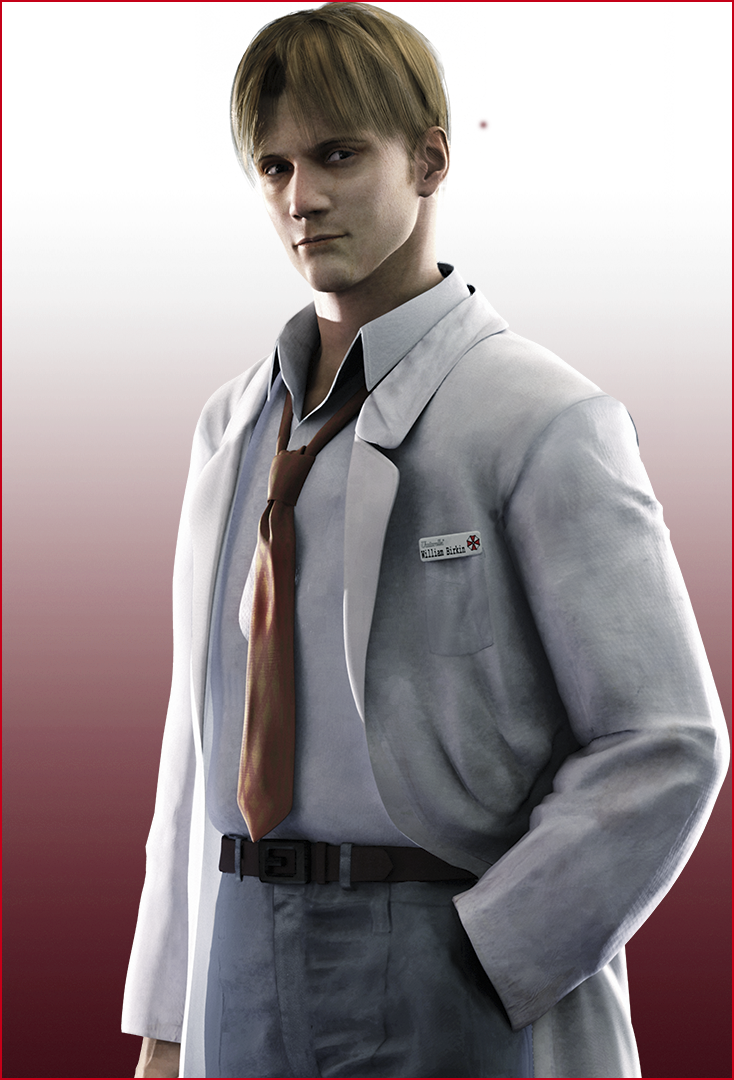Resident Evil – Immagine di William Birkin