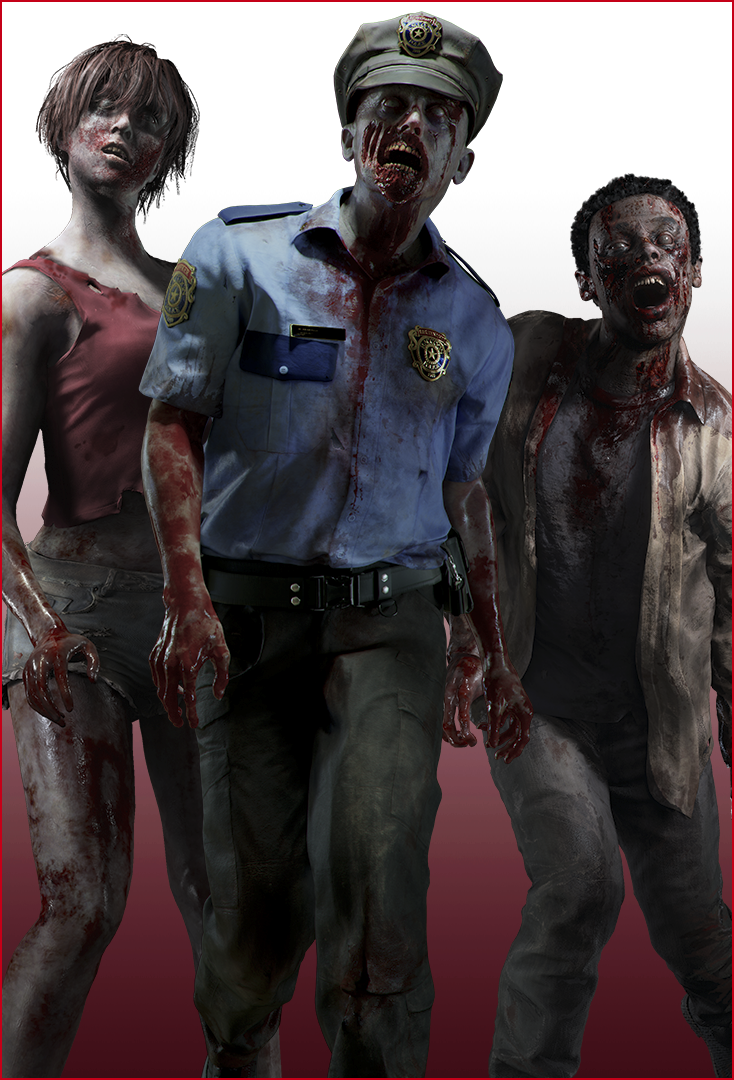 Resident Evil – Immagine di zombi