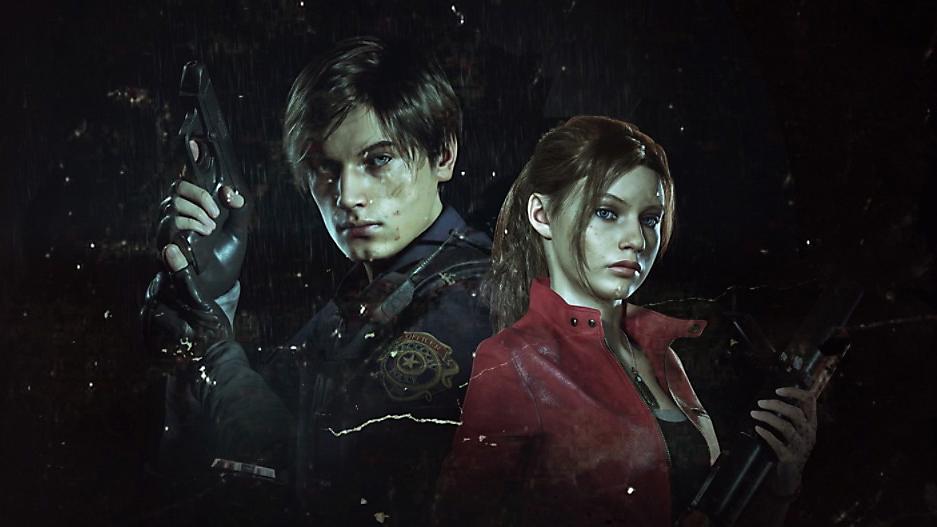 Johdanto Resident Evil -pelisarjaan – promotaide
