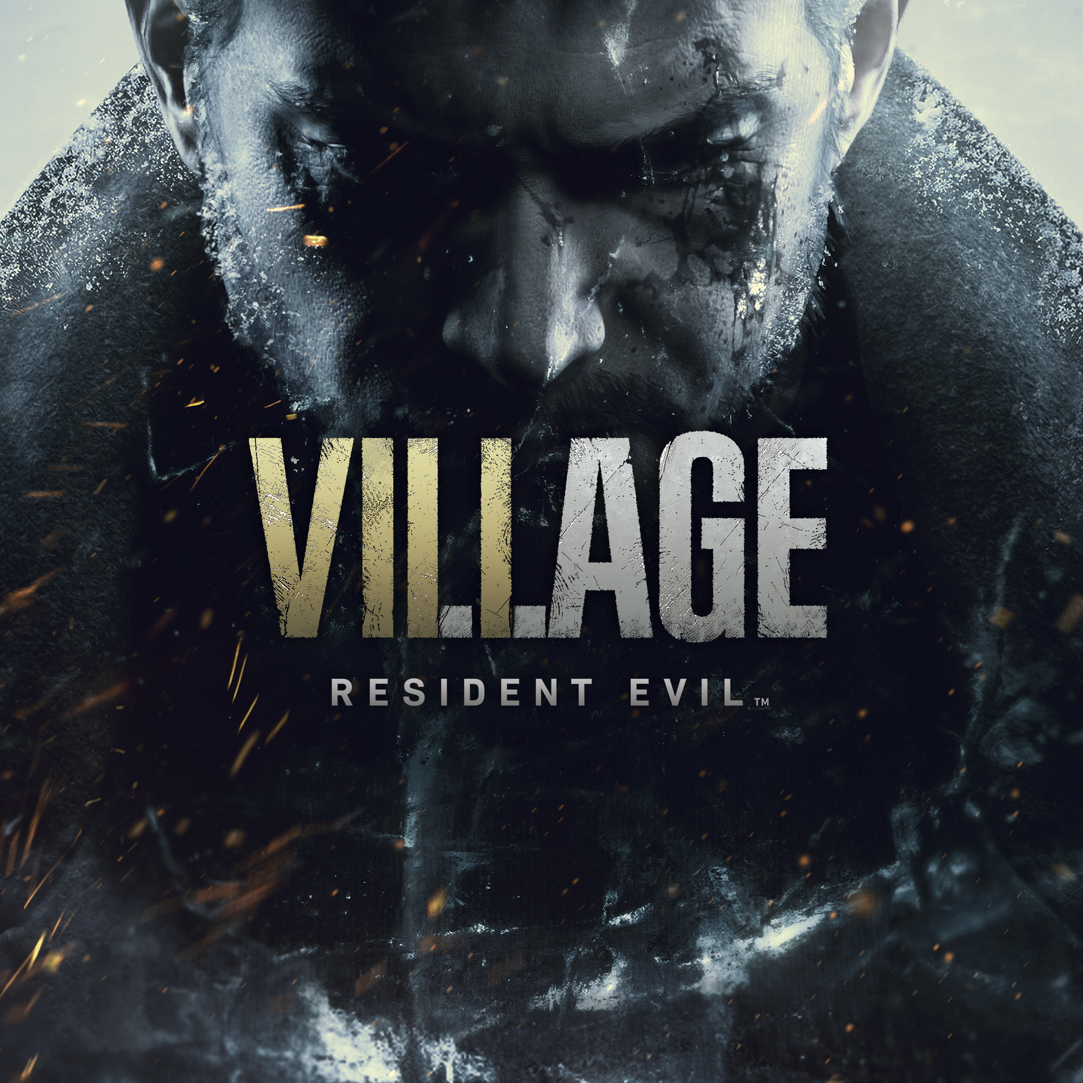 Pack Shot Resident Evil Village
