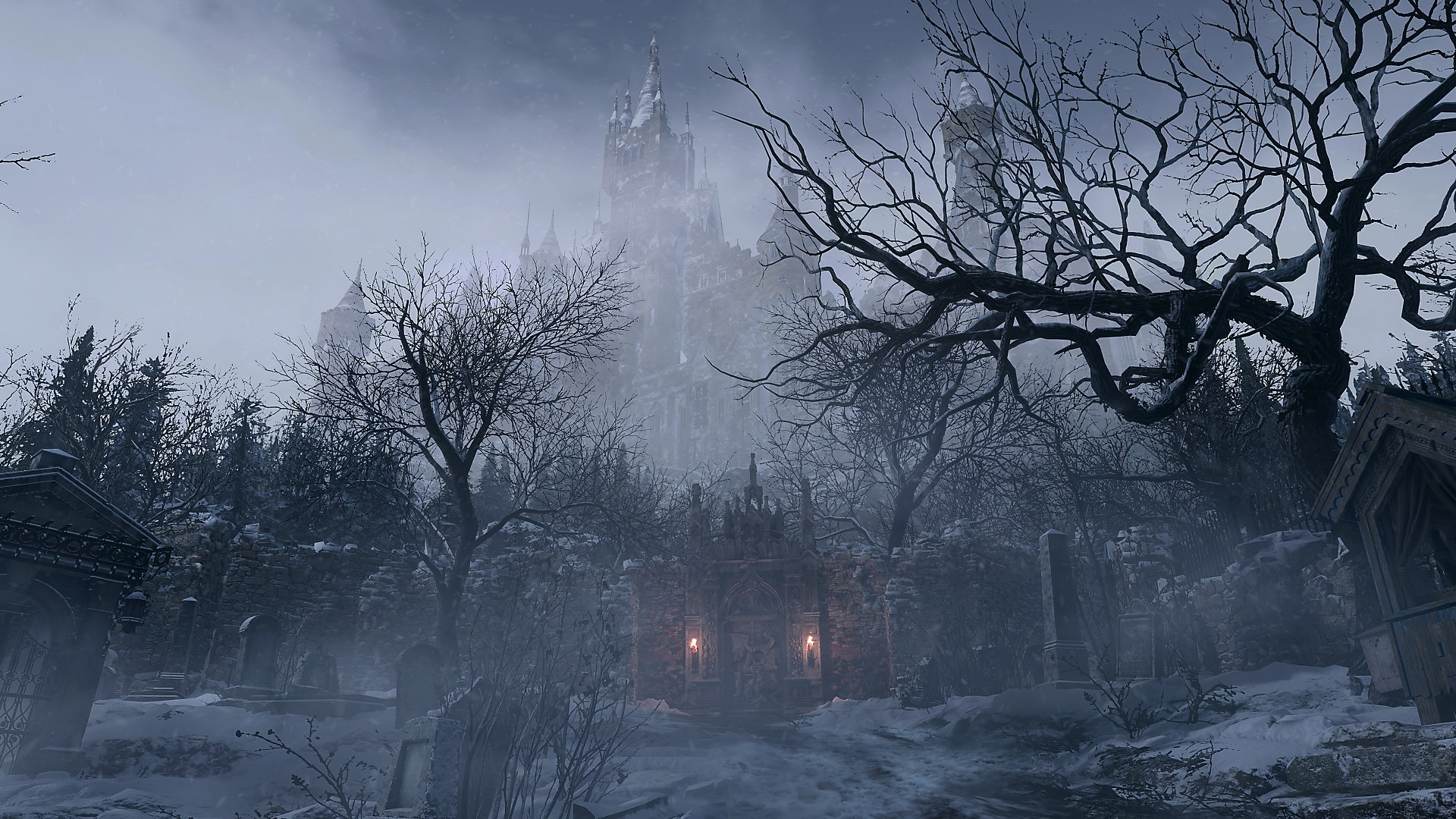 Resident Evil Village Screenshot