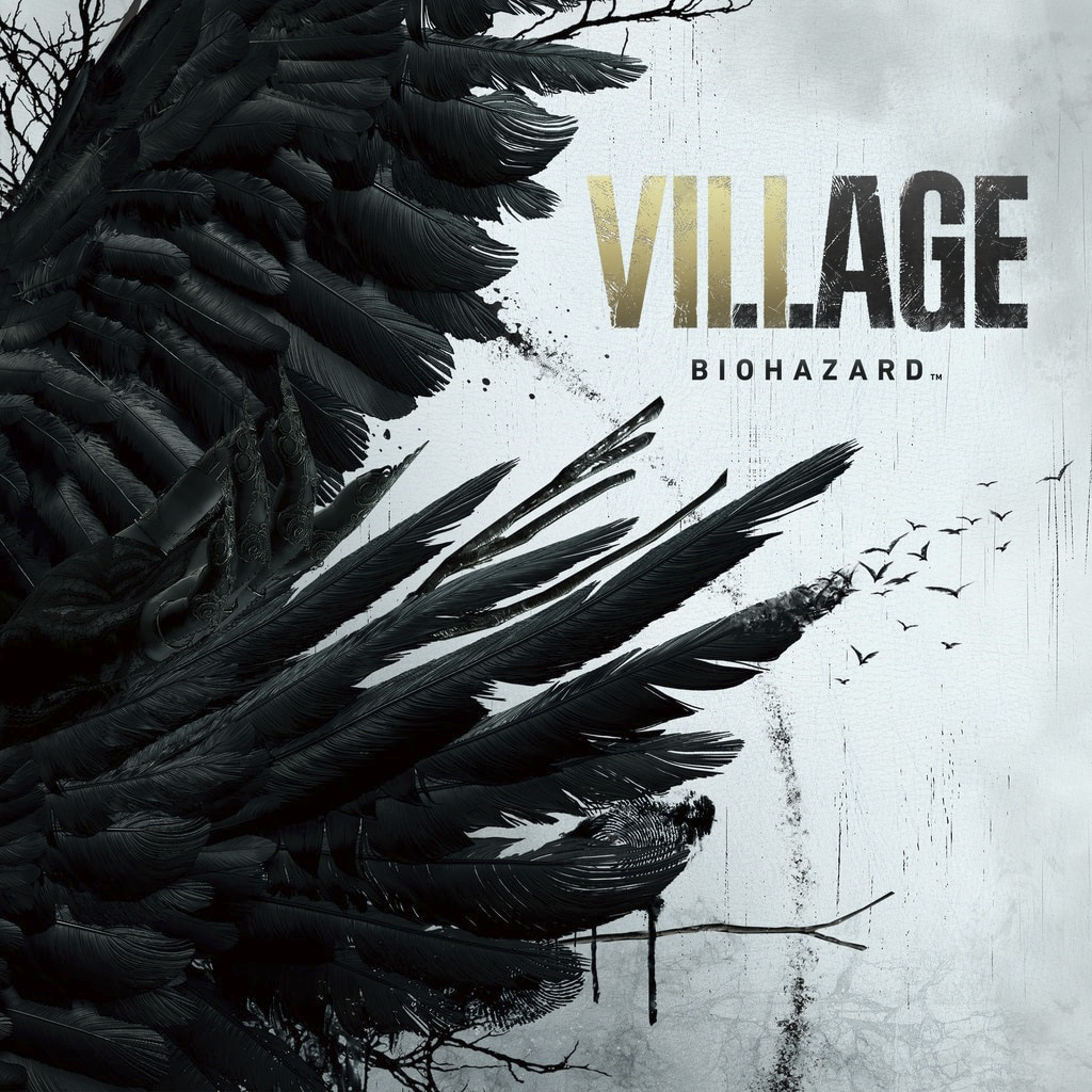 BIOHAZARD Village- Store Art