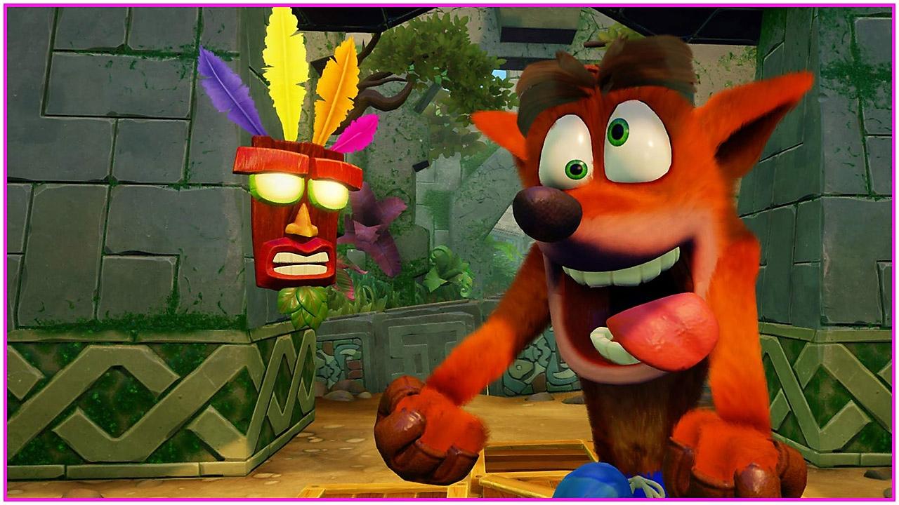 Crash Bandicoot N. Sane Trilogy – Better With Crashitude