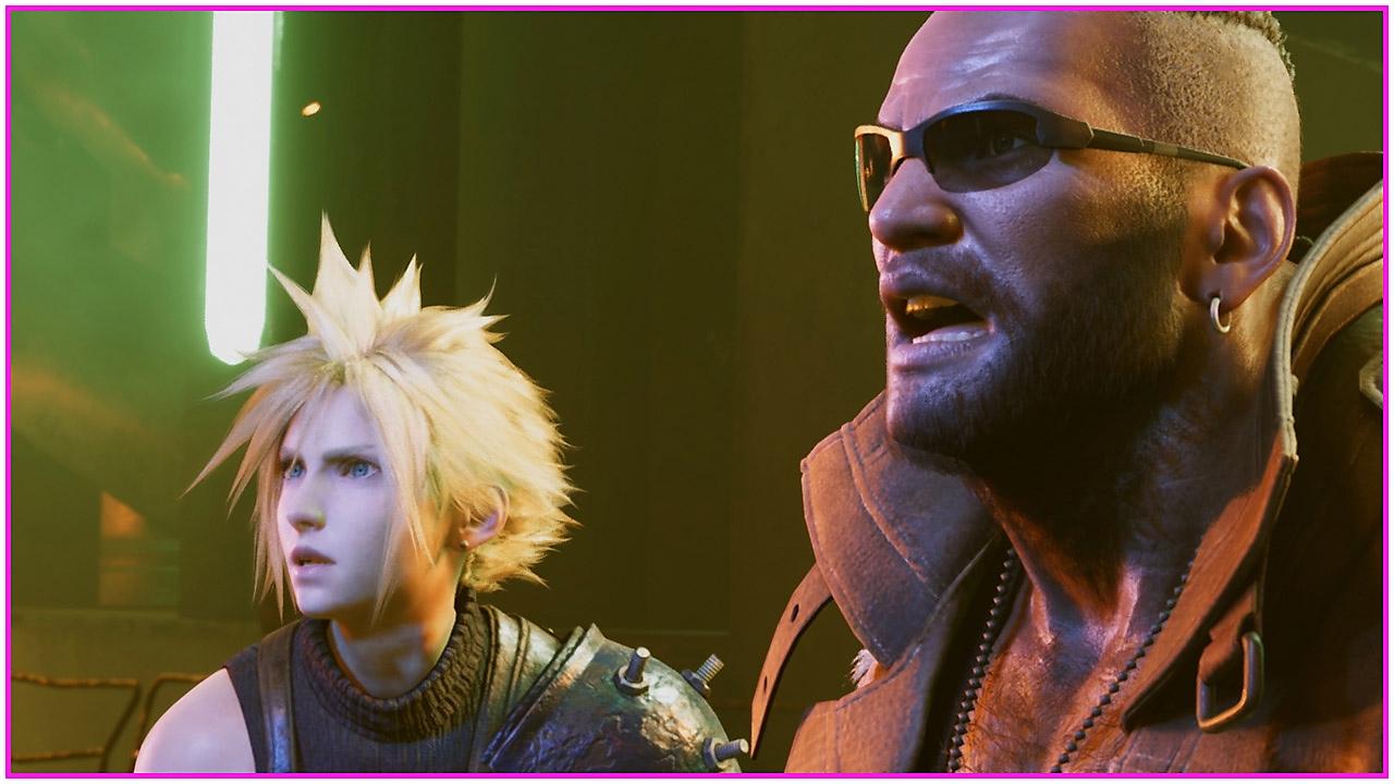 Final Fantasy VII Remake – Den siste traileren