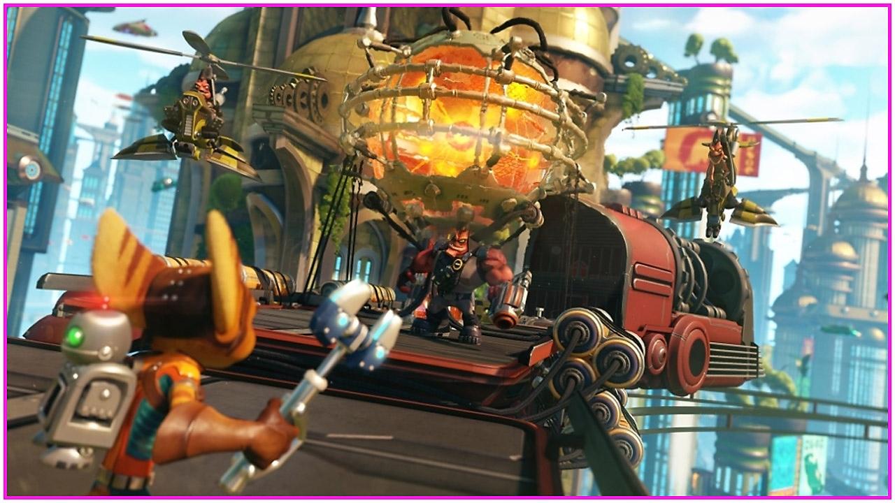 Ratchet & Clank – Lanseringstrailer