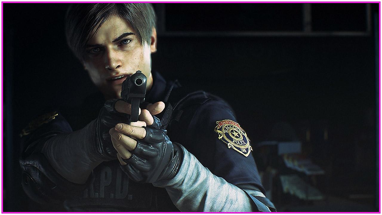 Resident Evil 2 – Lanseringstrailer