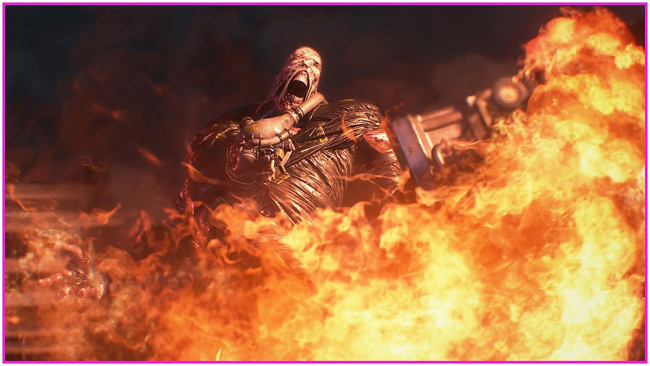 Resident Evil 3 – Lanseringstrailer