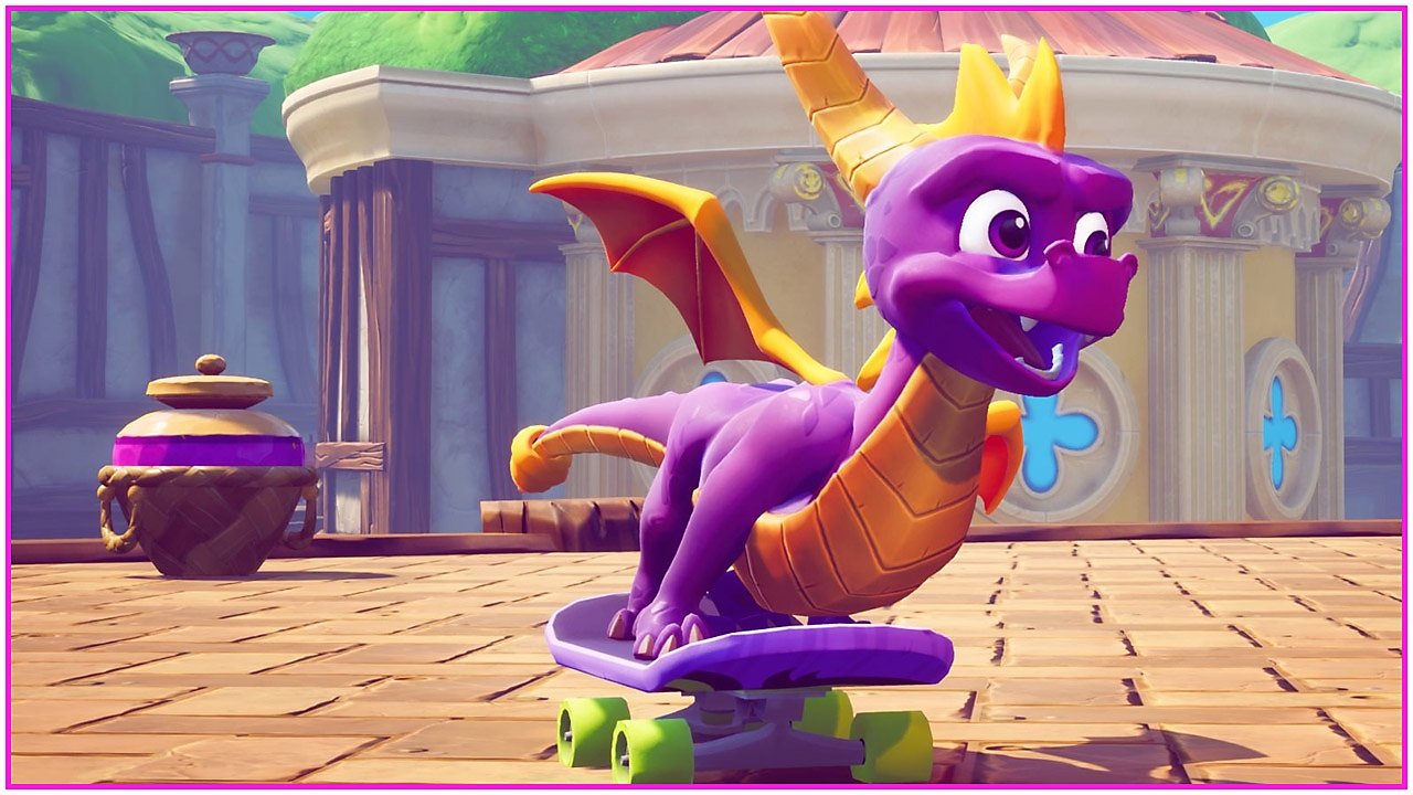 Spyro Reignited Trilogy – trailer najave
