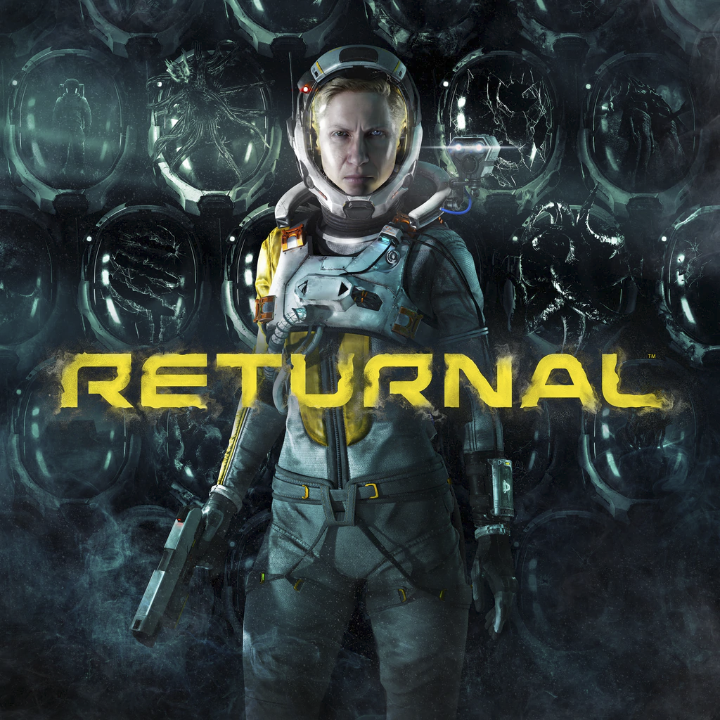 Returnal - Store Art
