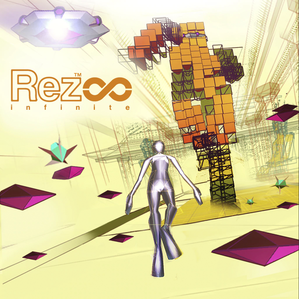 Rez Infinite gratuito con Play at Home