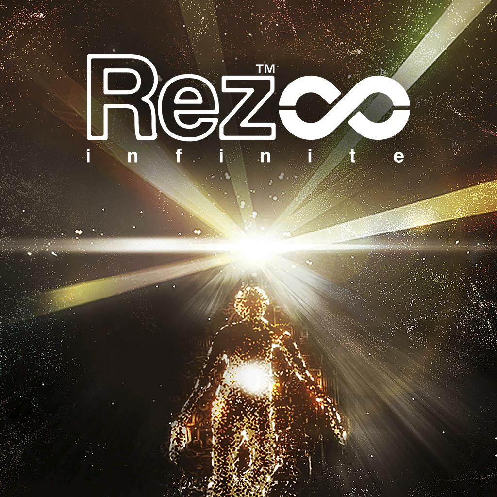 『Rez Infinite』が「Play at Home」で無料