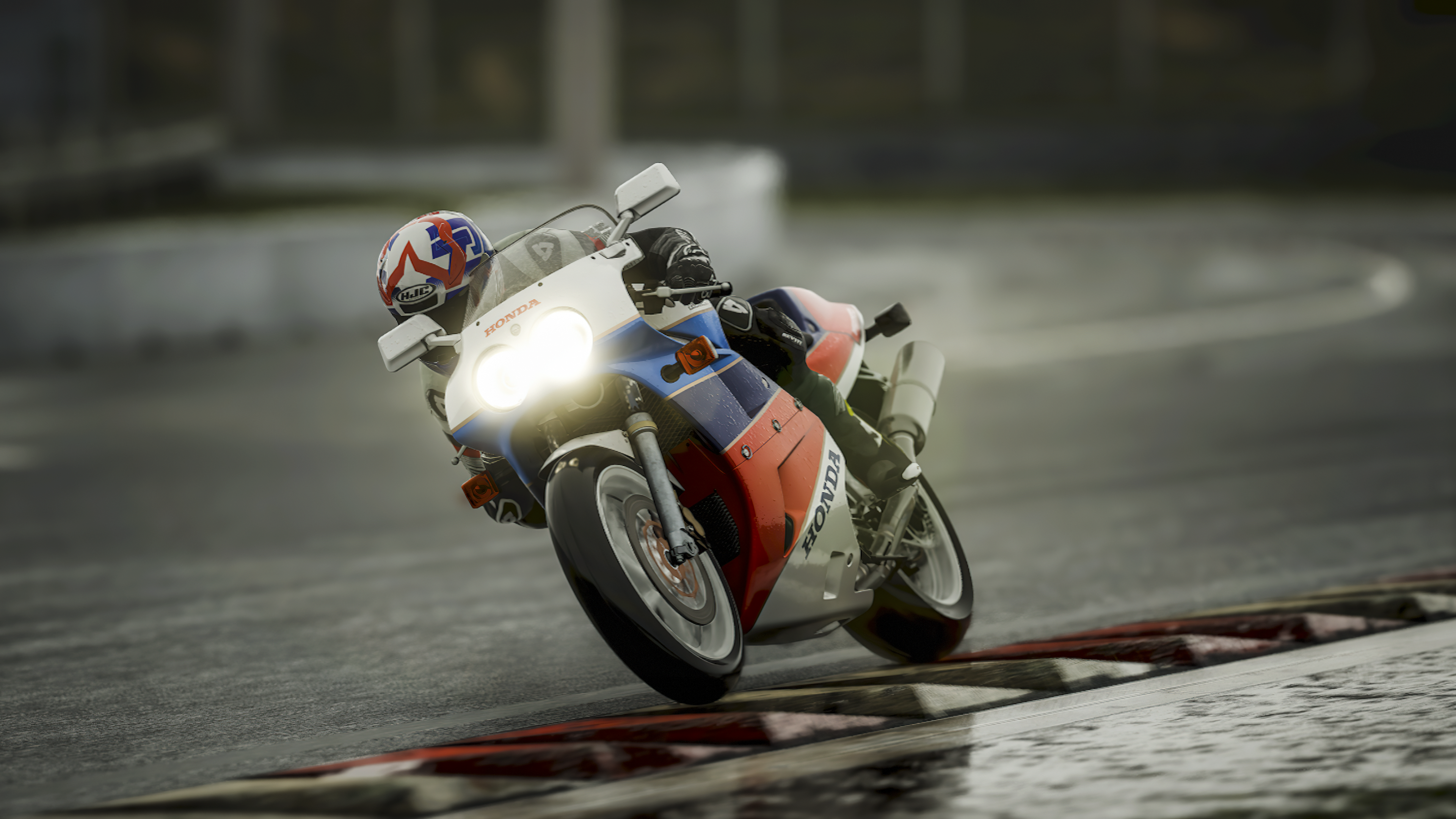 RIDE 4 - Key Features Screenshot 1