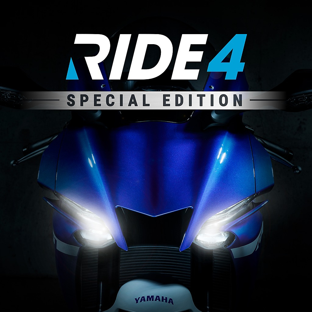 RIDE 4 - Special Edition Store Art