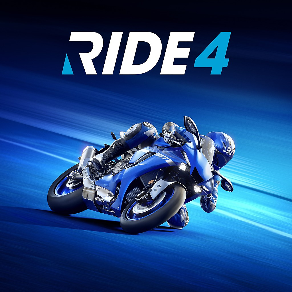 RIDE 4 - Standard Edition Store Art