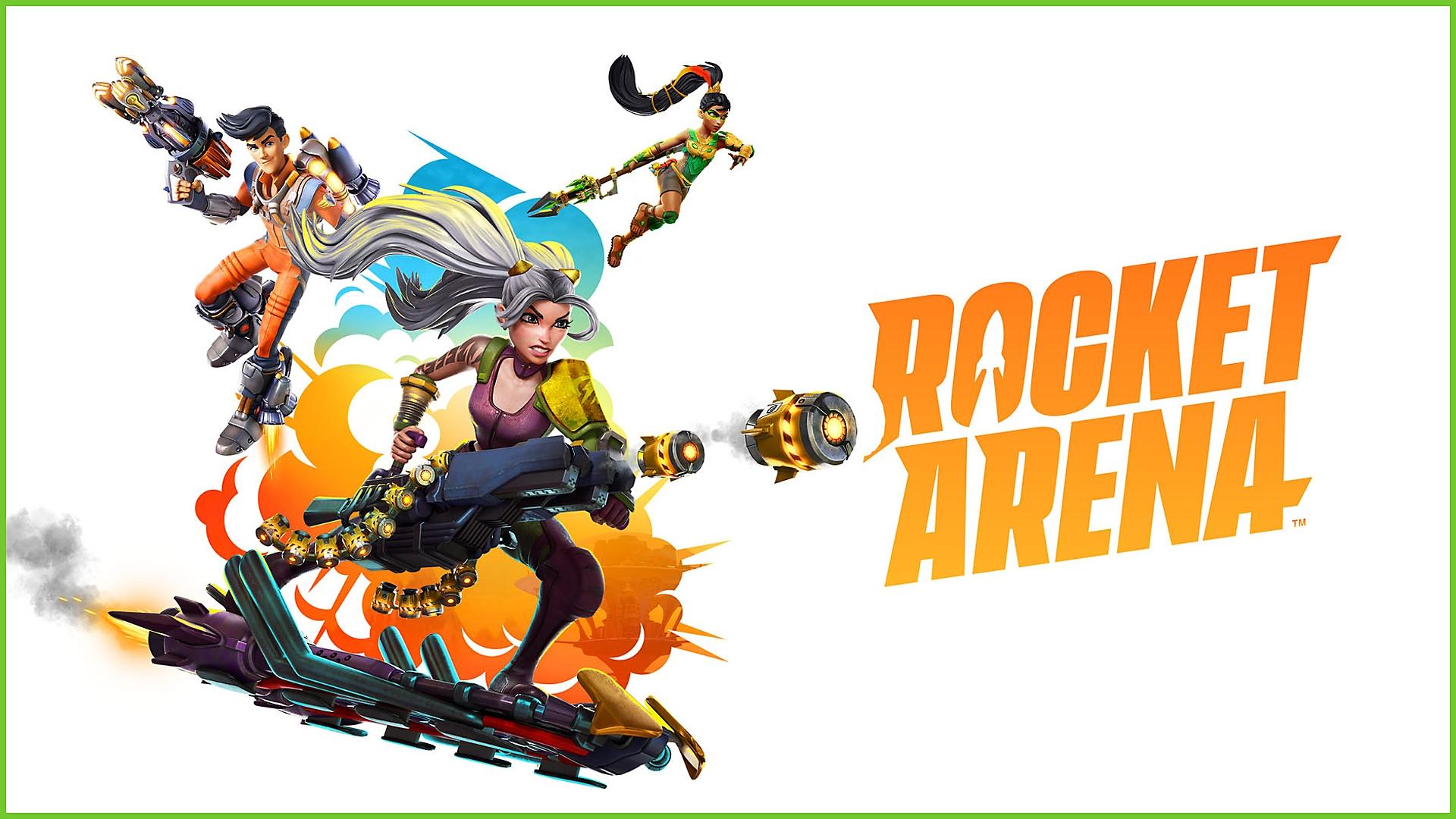 Rocket Arena - Officiële releasetrailer