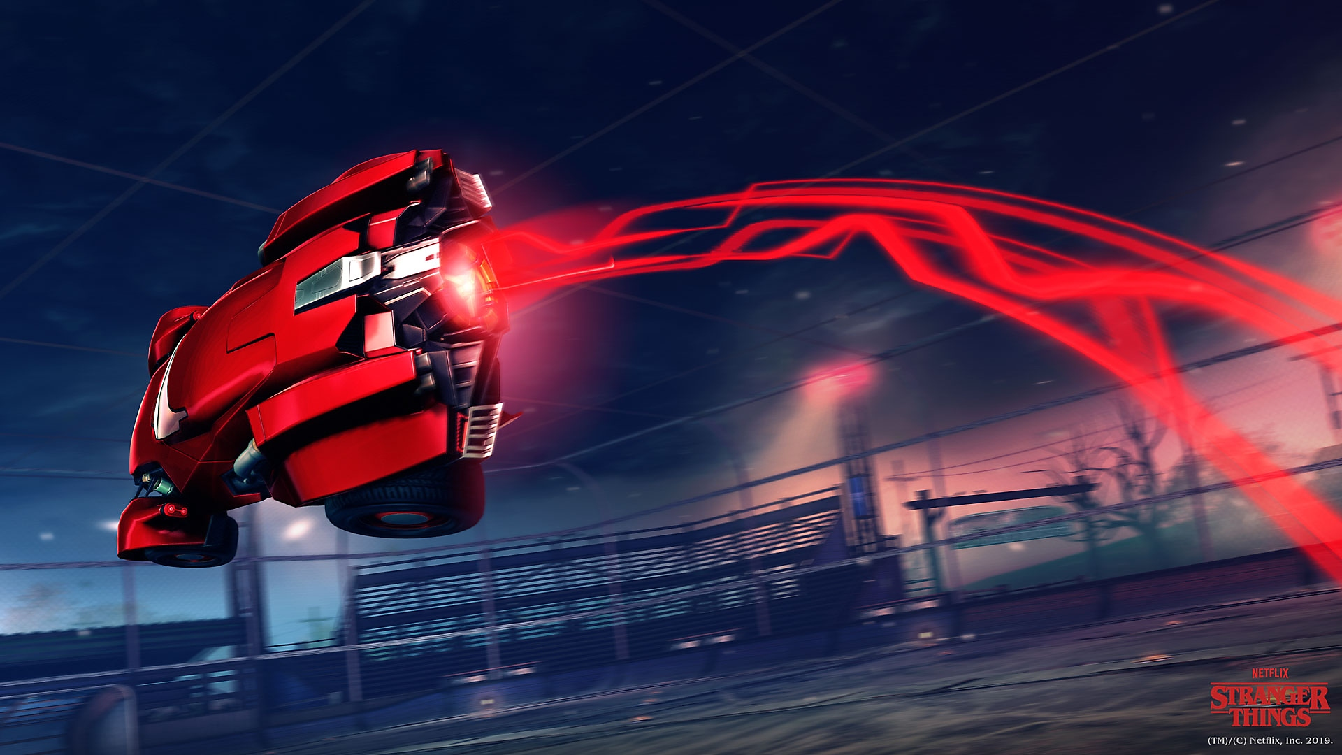 Rocket League: captura de pantalla