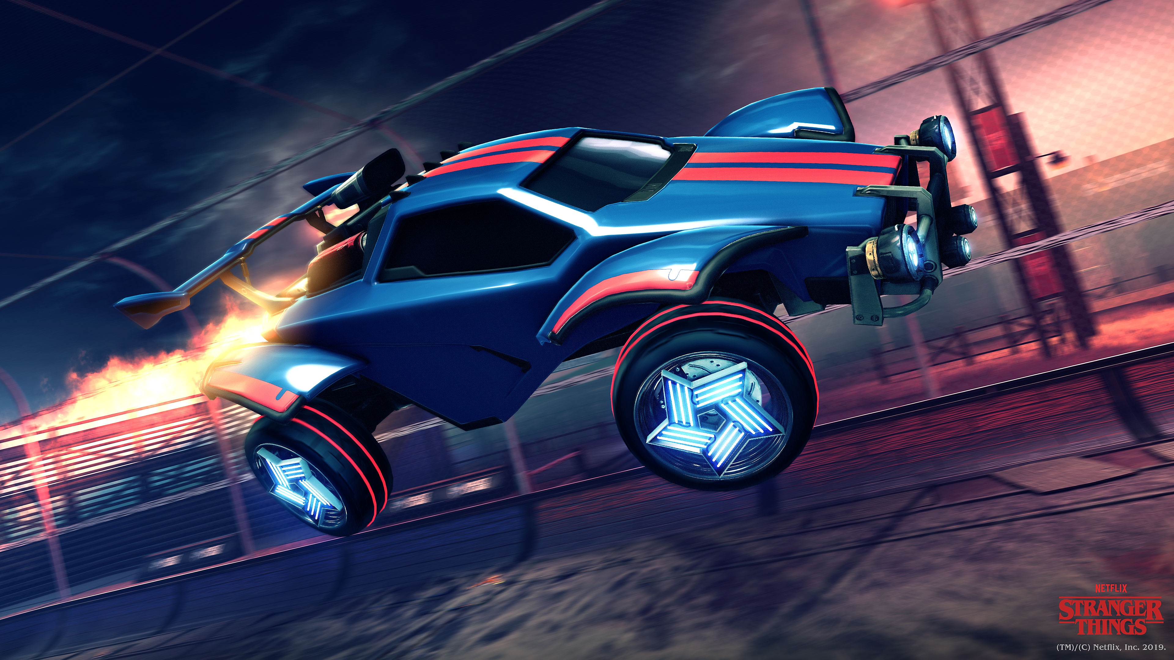 Rocket League - Screenshot