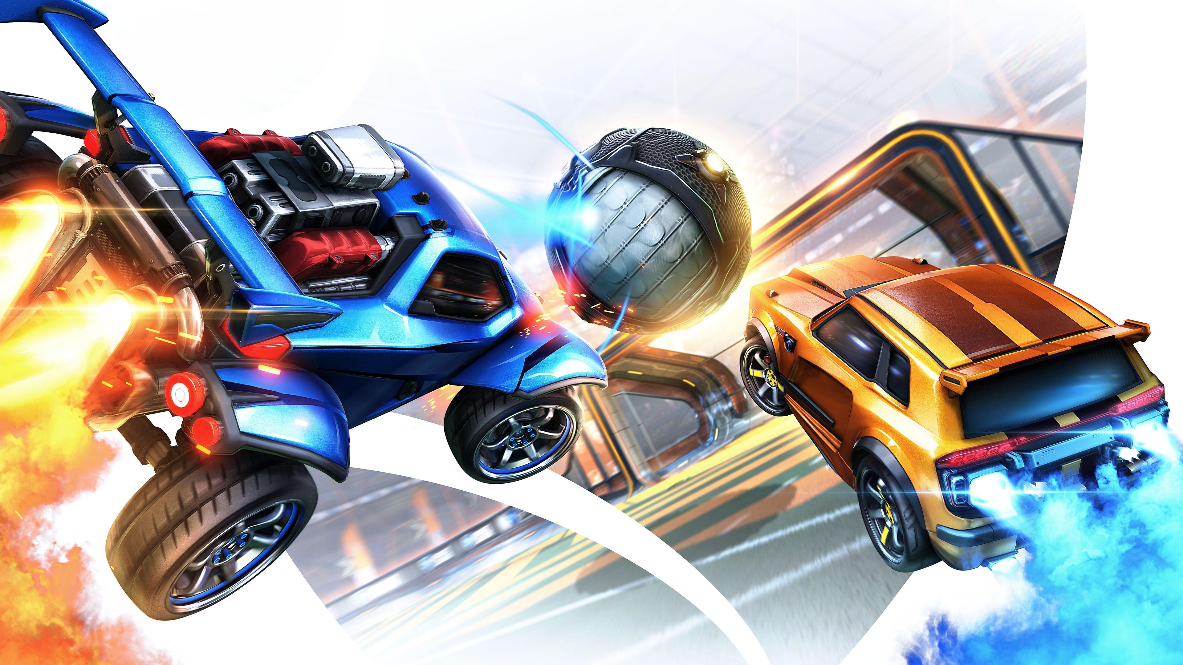 Rocket League - jeu gratuit - bande-annonce