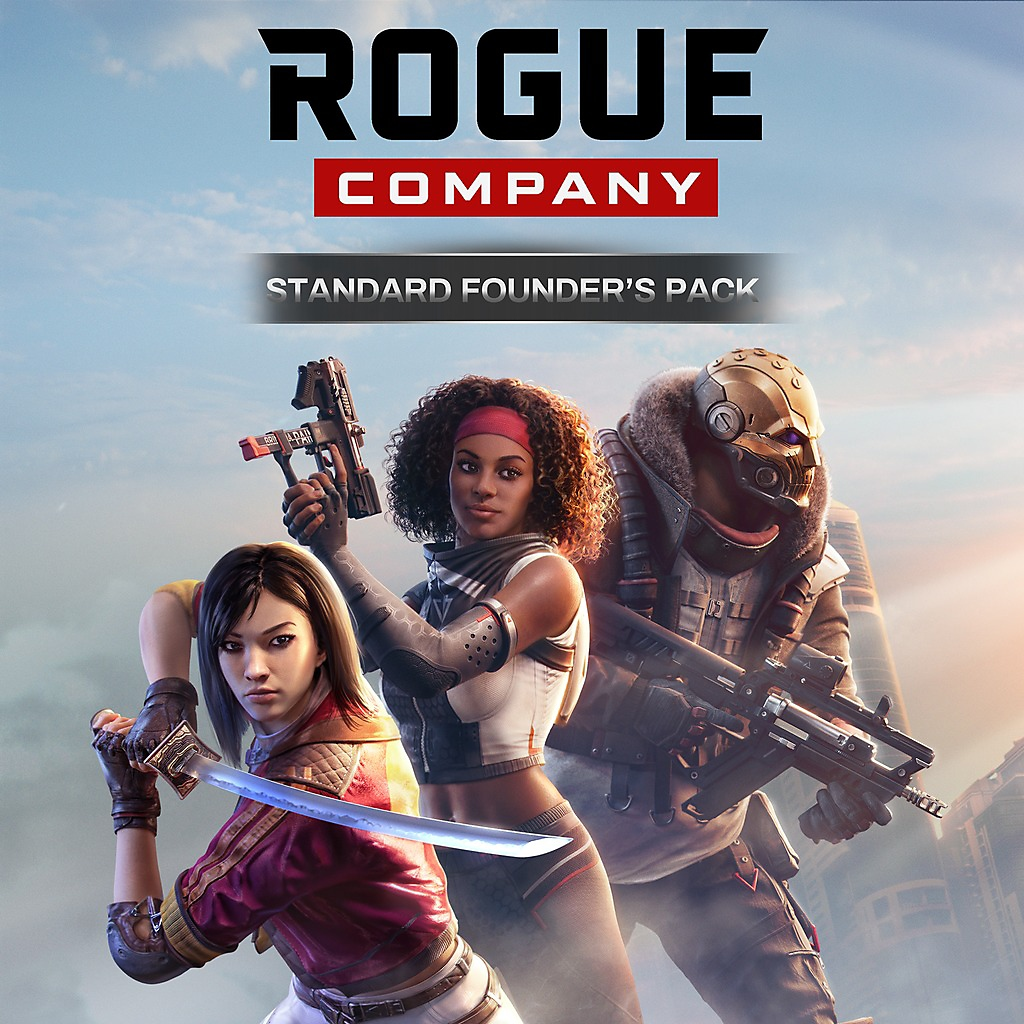 Rogue Company — Standard Founders Pack Store Art