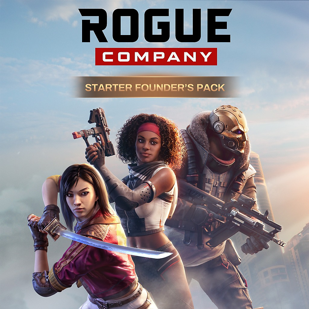 Rogue Company — Starter Founders Pack Store Art