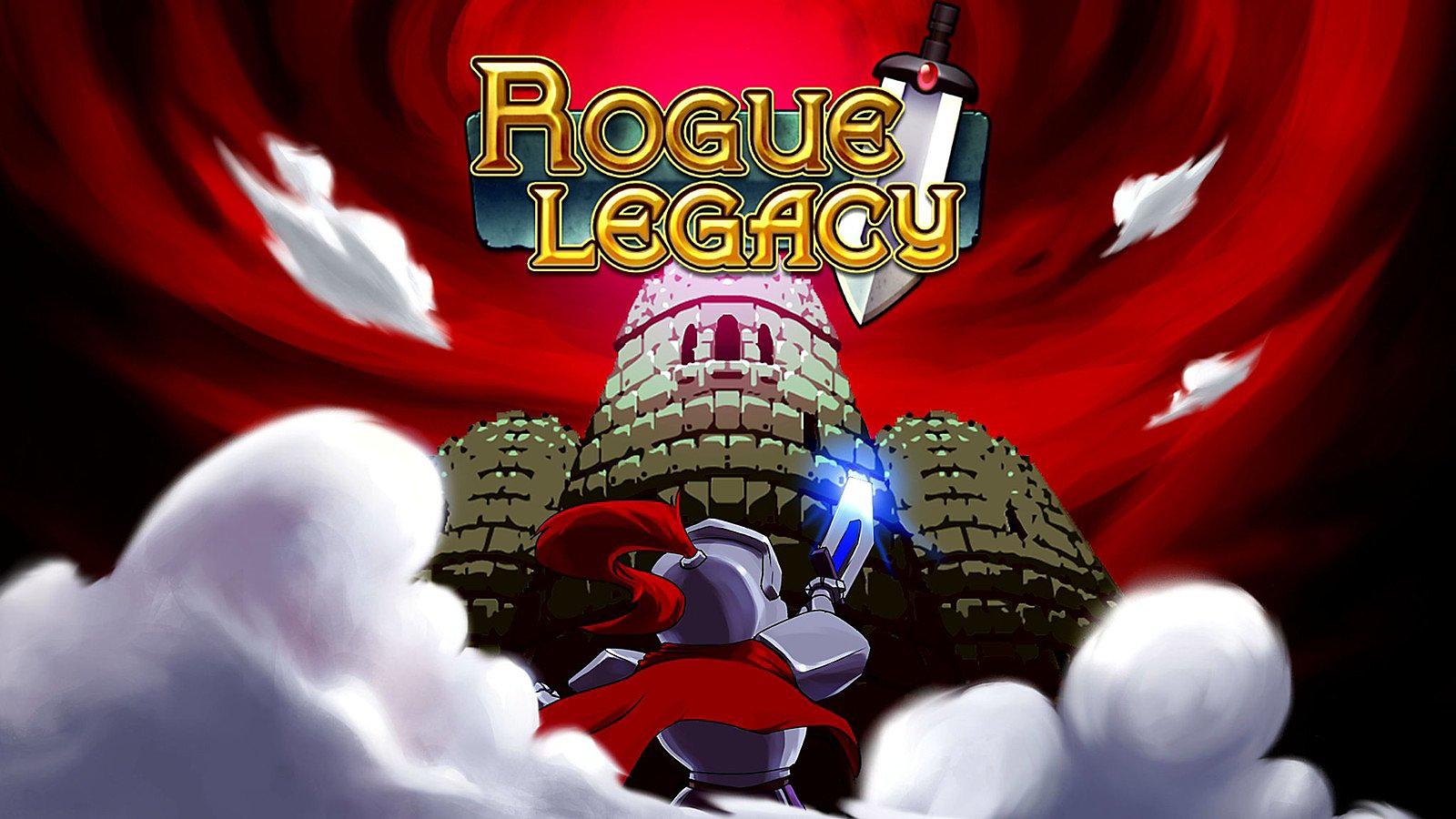 Arte principal de Rogue Legacy