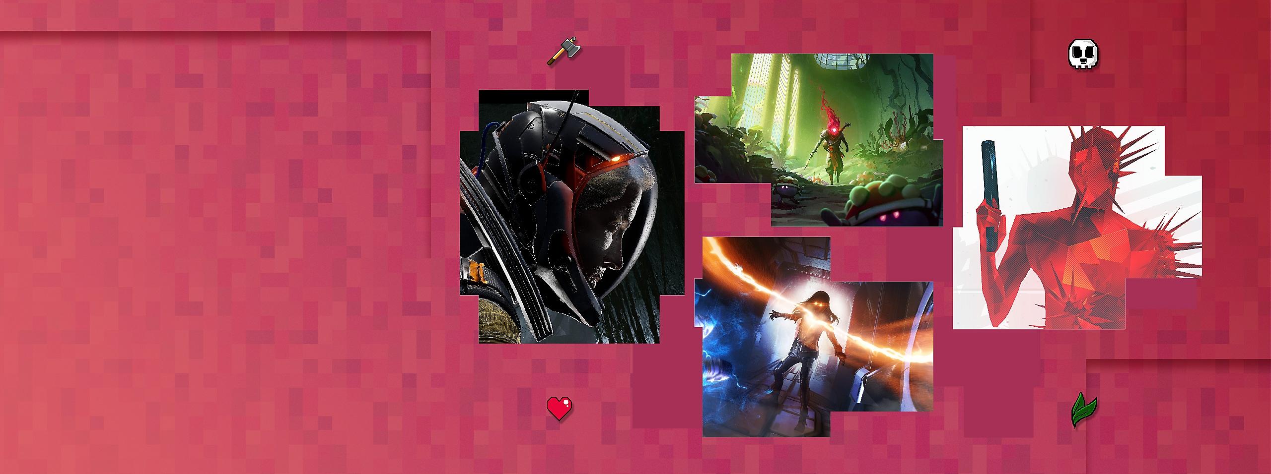 Este mes en PlayStation: Roguelikes - Arte guía