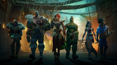 Ruined King: A League of Legends Story – Galerie-Screenshot 1
