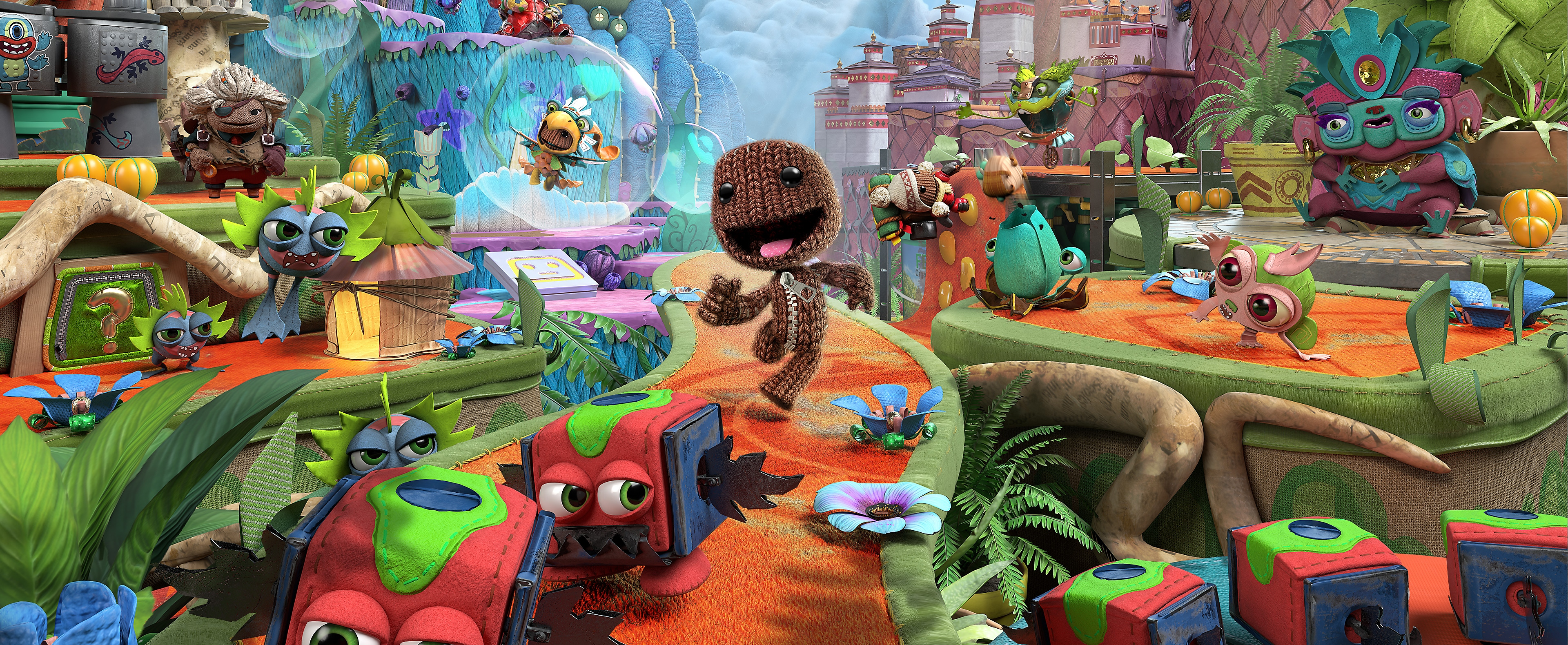 sackboy a big adventure hero
