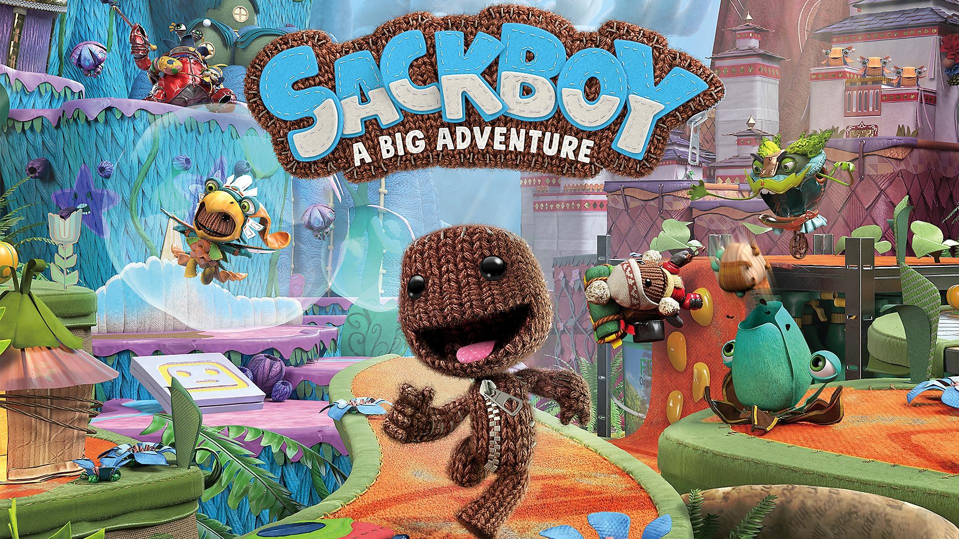 Sackboy: A Big Adventure - العرض التشويقي لإطلاق اللعبة