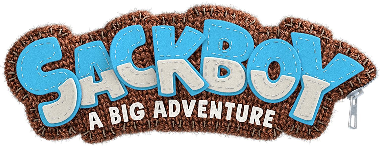 Logotipo de Sackboy: Una gran aventura