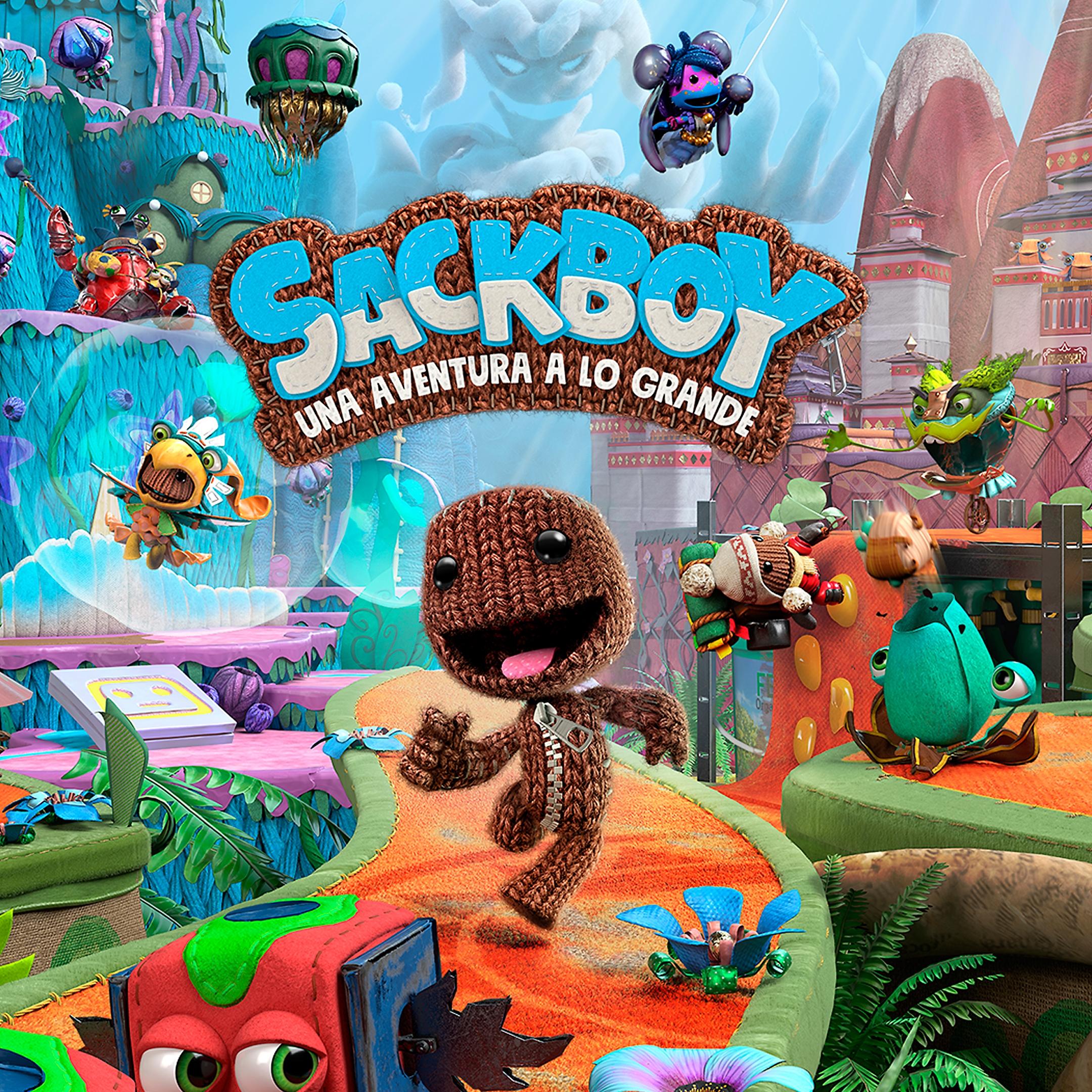 Sackboy: Miniatura de Una aventura a lo grande
