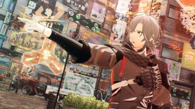 Scarlet Nexus - Fubuki