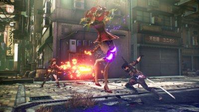 Scarlet Nexus – Hanabi