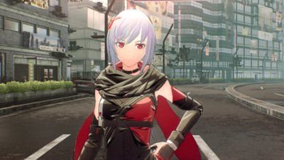 Scarlet Nexus - Kasane