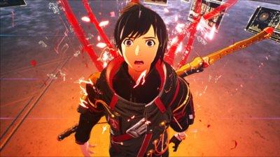 Scarlet Nexus - Main character