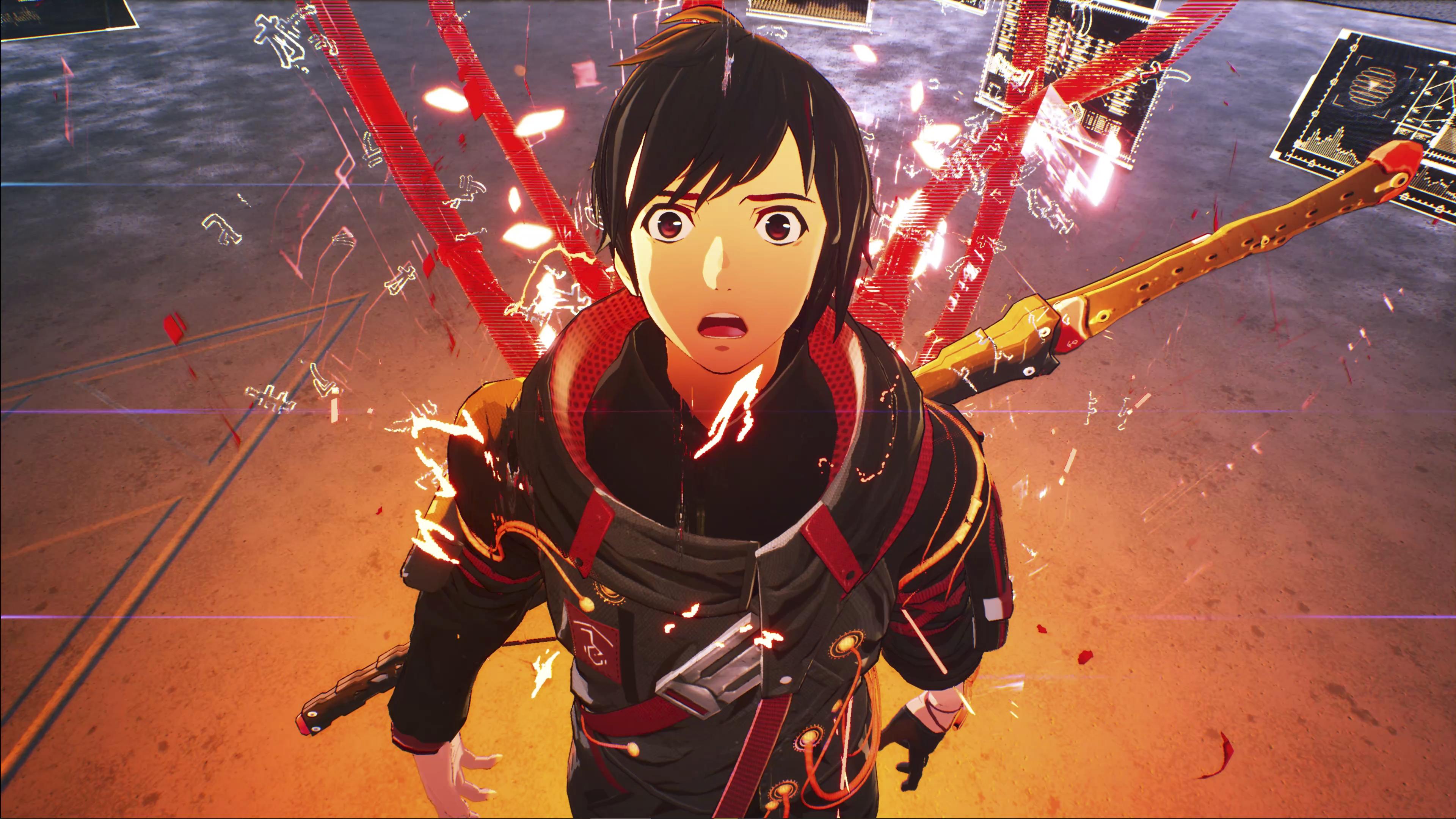 Scarlet Nexus – Hlavní postava