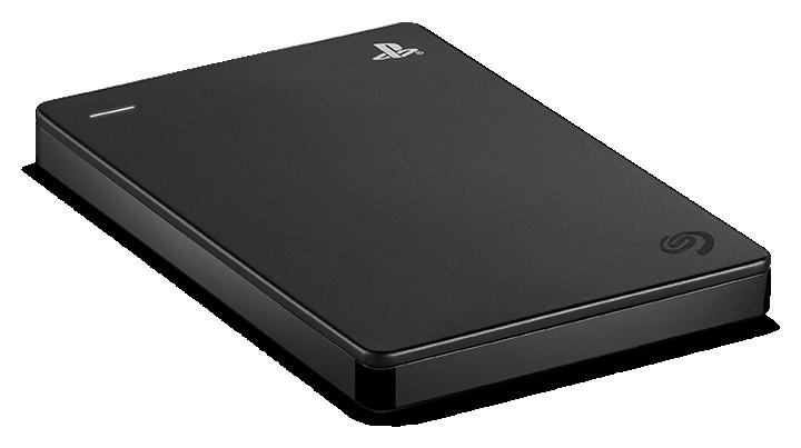 Seagate ekstern HDD-stasjon
