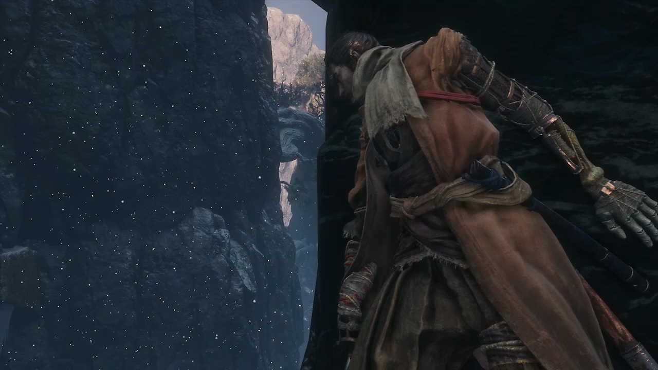 Sekiro - The Great Serpent