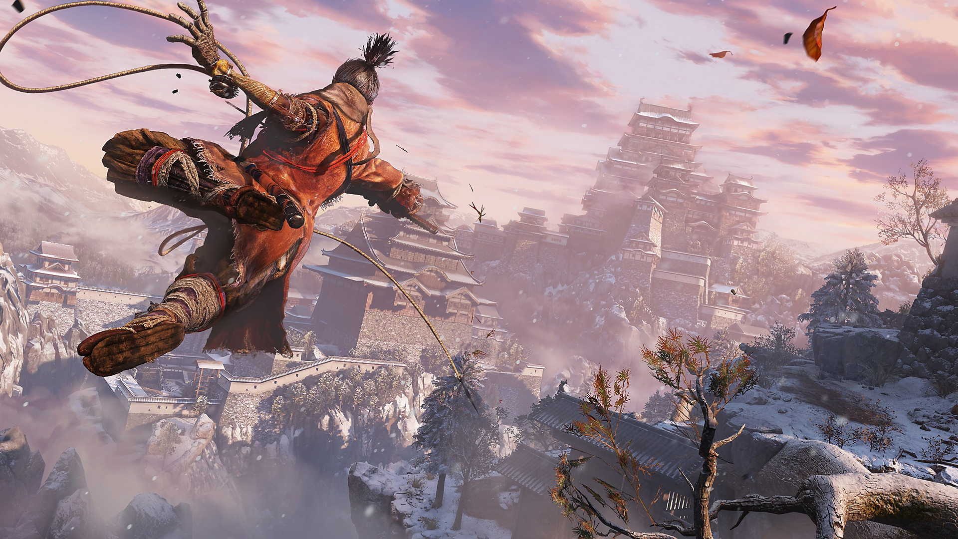 Sekiro: Shadows Die Twice - Screenshot